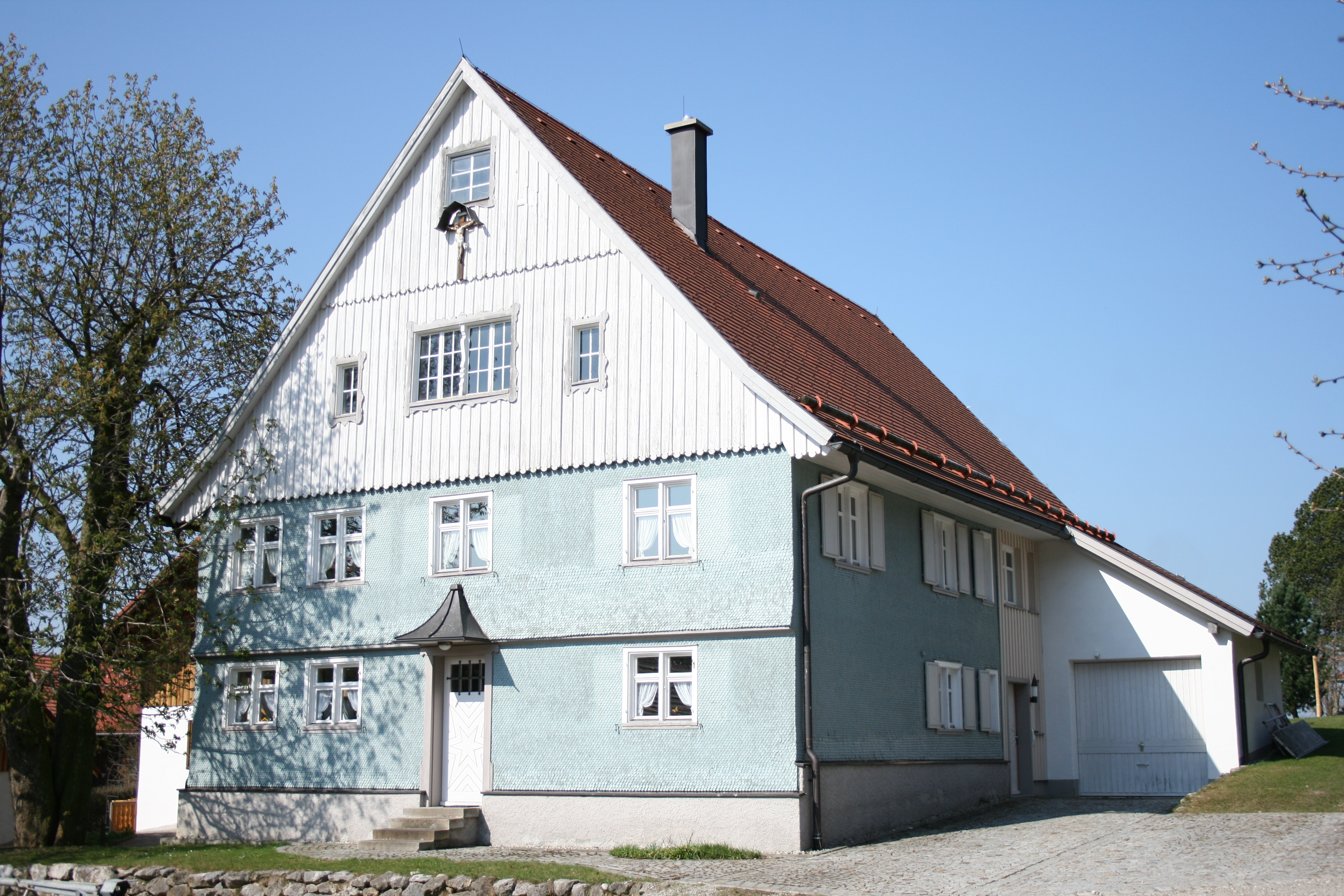 Pfarrhof (Bodelsberg)