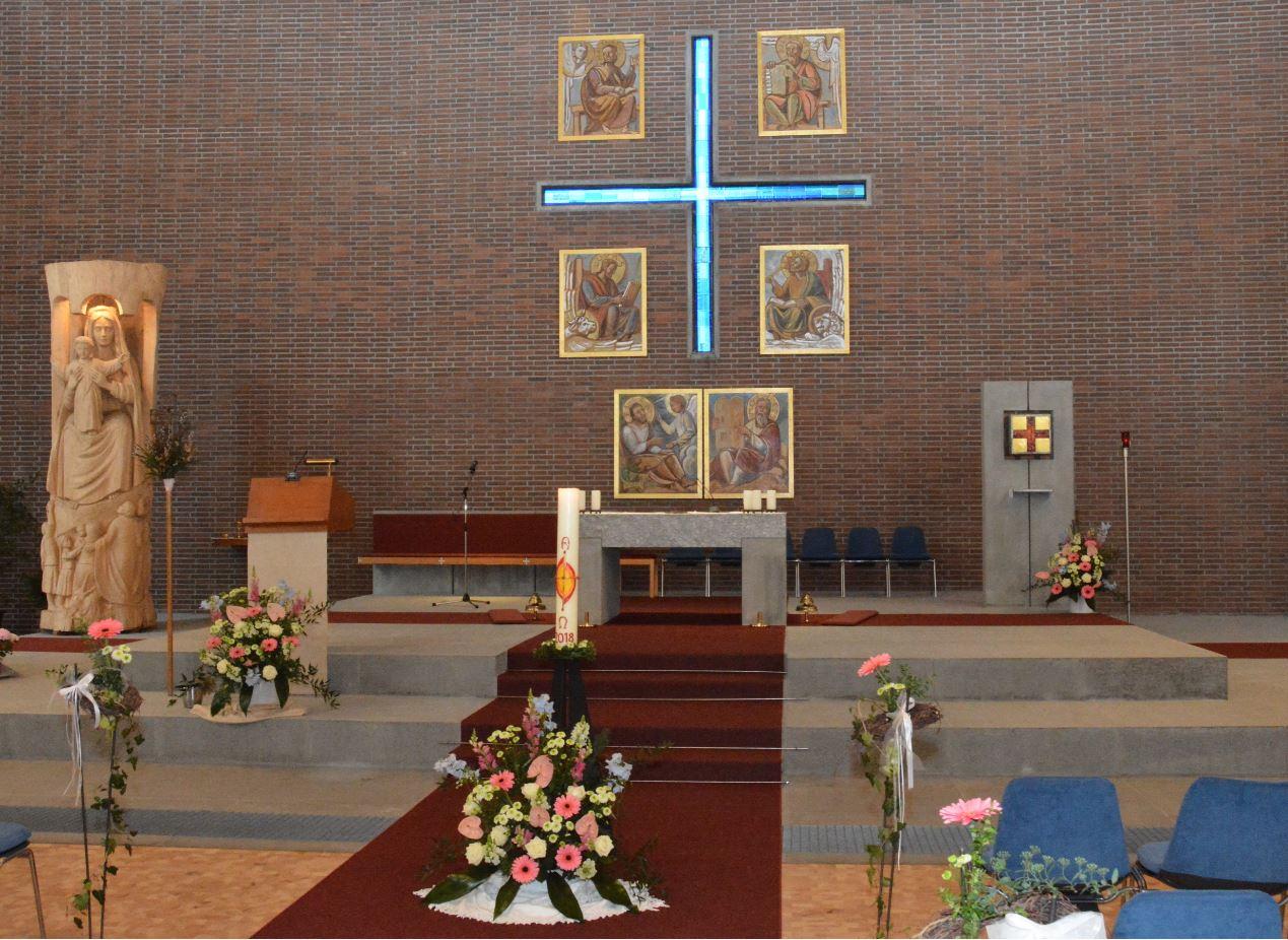 Die Kirche (Weidach)