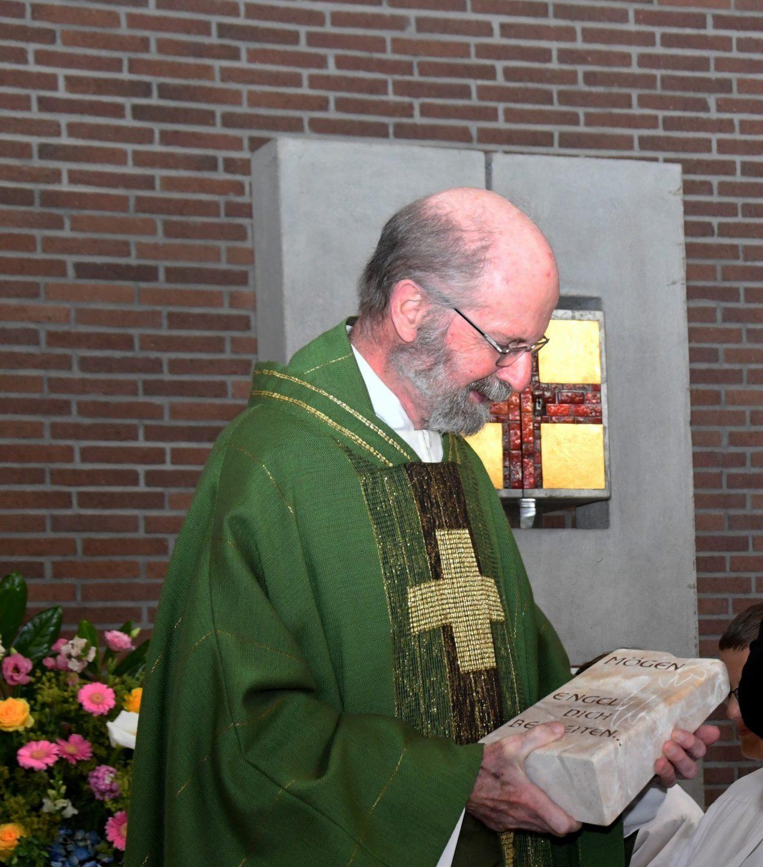 Einladung zum Priesterjubiläum v. Herr Pfarrer i. R. Josef Gomm