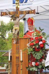 Bischof Dr. Bertram Meier zum Heilig-Geist-Patrozinium