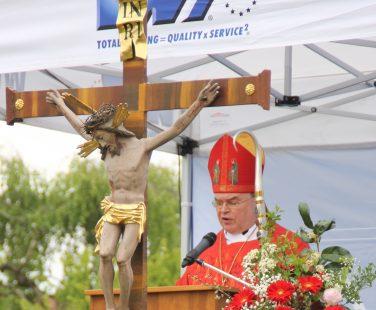 Festgottesdienst zum Heilig-Geist-Patrozinium mit Bischof Dr. Bertram Meier