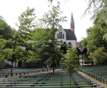 Pfarrwallfahrt nach Marienthal im Rheingau