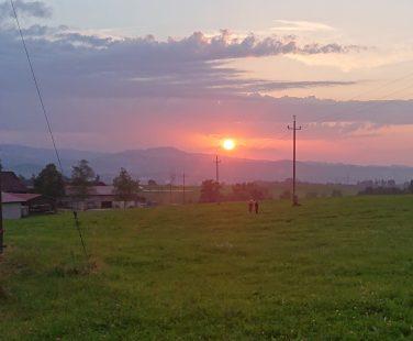 Das macht uns heil – Sonnenuntergangsfeier in Rothen